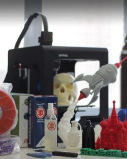 Изделия из 3D-принтера