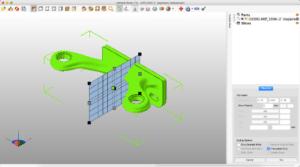 Разбить объект на части для 3D-печати
