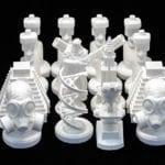 Необычные шахматы для телеканала Рен ТВ