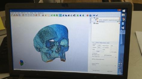 Доработка 3D-сканов