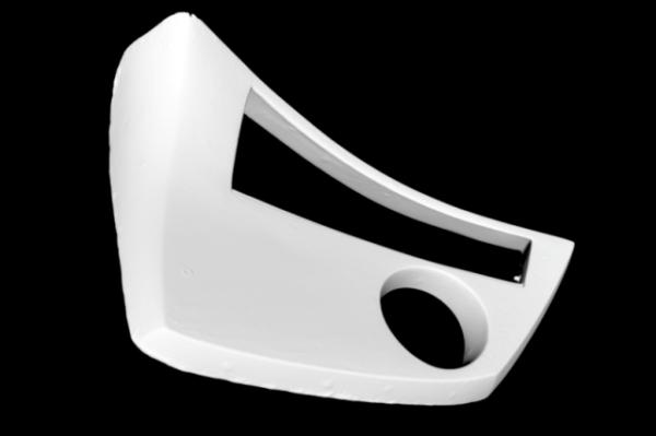 3D-сканирование поверхности