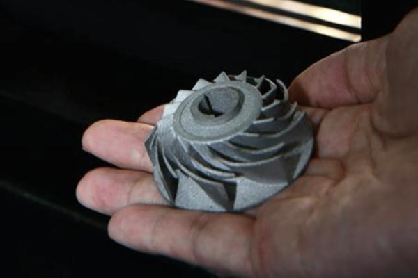 3D-печать Нержавеющей сталью 4404 (316L)