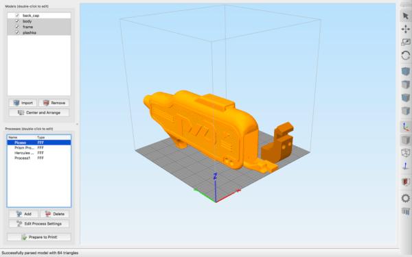 Simplify3D - программное обеспечение для FDM 3D-принтеров